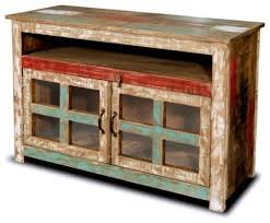 Rustic Style TV Console