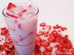 Starbucks Pink Drink Recipe O Beauty And The Beets