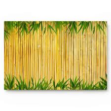 bambus floß gelb küche boden bad eingang teppich matte saugfähigen innen badezimmer dekor fußmatten