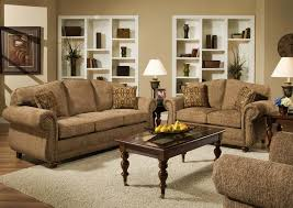 Traditional Sofa with with Nail Head Trim 6000 by American