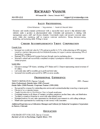 Functional Summary Ex Resume Examples Professional