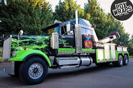 100 Semi Tow Truck Heavy Wrecker Fleet McMinnville Grows With Expanded Services
