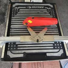 husky tile saw model thd750l husky tile saw thd750l tile design ideas