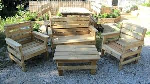 Pallet Garden Furniture How To Patio For Sale