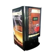 Nesco Tea Coffee Vending Machine