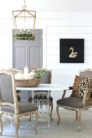 Printed Dining Chairs Chair Covers Room Animal Print Upholstered ...