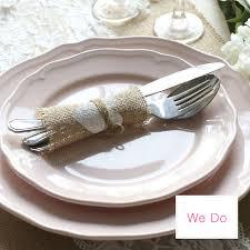 60pcs Lot Jute Cup Mat Table Placemat Coasters Rustic Wedding Centerpiece Decoration Mariage Vintage