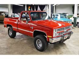1986 Chevrolet Silverado For Sale | ClassicCars.com | CC-1034983