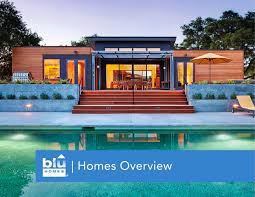 100 Blu Homes Prefab Overview Book PDF Catalogs Documentation