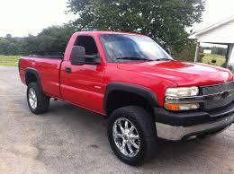 Hampton Motor Sales: 2001 Chevy Silverado 2500
