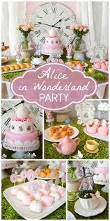 Kitchen Tea Themes Ideas by 490 Best Alice In Wonderland Tea Party Ideas Images On Pinterest