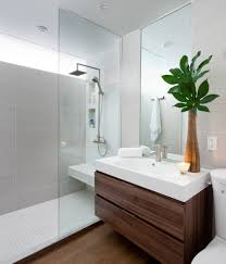 Small Modern Bathroom Vanity by Bathrooms Awesome Bathroom With Small Solid High End Vanity And