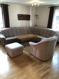 nur noch bis 18 02 sofagarnitur inklusive sessel und hocker