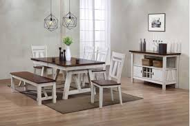 5636 5637 Winslow Farmhouse Reg Dining Table And 6 Chairs OR 4 1