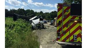 Driver Identified In Fatal Dump Truck Crash In Powhatan County