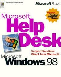 Microsoft Help Desk for Microsoft Windows 98 Stephen L Nelson