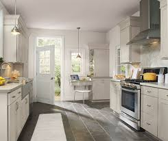 gray kitchen cabinets aristokraft cabinetry