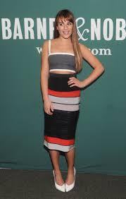 Lea Michele At Barnes & Noble In NYC Celebzz Celebzz