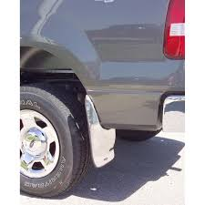 PUTCO 79642 F-150 Form Fitted Mud Flaps Chrome Front Pair 2004-2014 ... Front Rear Molded Splash Guards Mud Flaps For Ford F150 2015 2017 Husky Liners Kiback Lifted Trucks 2000 Excursion Lost Photo Image Gallery 72019 F350 Gatorback Flap Set Vehicle Accsories Motune Rally Armor Blue Focus St Rs Rockstar Hitch Mounted Best Fit Truck Buy 042014 Flare Rear 21x24 Ford Logo Dually New Free Shipping 52017 Flares 4 Piece Guard For Ranger T6 Px Mk1 Mk2 2011 Duraflap Fits 4door 4wd Ute