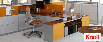 knoll office furniture installation