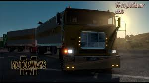 ATS 1.30 Gameplay | Motorways Transport Skin [Canada] Steam Workshop ... A Mix From The 2016 Aths National Show Salem Or Pt 1 Oregon Trucking Companies Best Truck 2018 Marbert Transport Federal Motor Registry Pictures Class Cdl Flatbedcurtain Van With Walsh Co The Mack Anthem Truck Was Made Driver In Mind Images About Megatruckers Tag On Instagram Diamond T Bucket Tank Trailer News Transcourt Inc Page 2