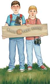 The Magic Tree House Books Were My Favorite When I Was Younger Owned Entire Series And Loved To Try Imagine Them Taking Place Putting