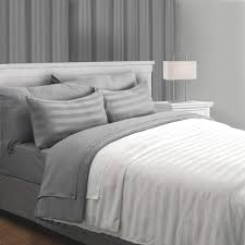 Belgian Flax Linen Duvet Cover Pillowcases White West Elm UK