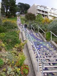 16th Avenue Tiled Steps In San Francisco by 16th Avenue Tiled Steps Project San Francisco Localwiki