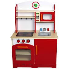 jeux cuisine enfants infantastic cuisine enfant en bois 61 x 33 x 93 cm jeu d