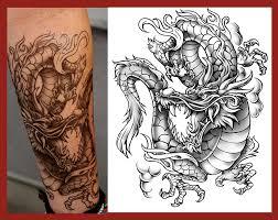 Temporary Tattoos Thwart Tattoo Regret