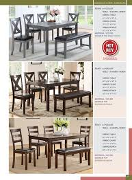 2020 Updated Furniture Catalog Pages 101 - 150 - Text ... Ding Table 6 Chairs New 5 Piece Table Set 4 Chairs Glass Metal Kitchen Room Fniture Kitchen Simple Ding And Chair Set Black Incredible Size Medida Para Mesa Em Http And Ikea Clearance White Gloss Lenoir Brasilia Style Senarai Harga Homez Solid Wood C 38 Ww T Small Extending Tables Unique Elegant Square New Transitional 7pc Deep Finish Uph Seat Grand Mahogany Hard 68 Seater Kincaid Mill House With Monaco Rectangular Outdoor Patio Office Computer Chair Cover Task Slipcover