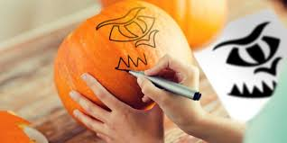 Minecraft Pumpkin Stencils Free Printable by Fantastic Printable Halloween Stencils Are Spookily Creative