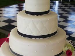This Wedding Cake Was So Elegant