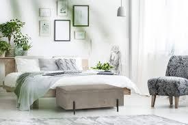 schlafzimmer aufbewahrung lifa living graue sitzbank mit