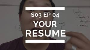 100 Walk Me Through Your Resume ANSWERING THE WALK ME THROUGH YOUR RESUME QUESTION MBAW S03 EP04