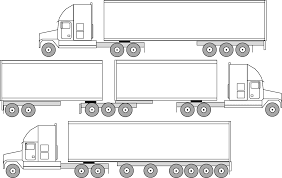 100 Weight Of A Semi Truck Big Guide Guide To S And Dimensions