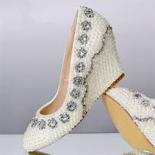 want to be a princess in your wedding day grab a pair of ivory