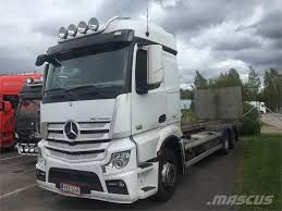 100 Mercedes Benz Truck 2013 Used Actros 2551L Container Frame S Year