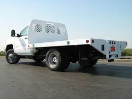 Flatbed/Platform Bodies For Dump Trucks | Custom Built Truck ...