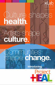 Thanks To Bandy Caroll Hellige For Partnering With Us Design The Project HEAL Exhibit And