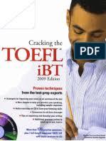 Cracking The TOEFL IBT 2009 Book