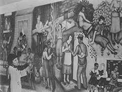 Harlem Hospital Wpa Murals by Join Our Effort To Restore A Historic Wpa Mural In Harlem