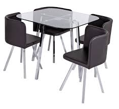 Faszinierend Lusi Glass Table And 4 Chairs White Hotel Best ... High Quality Cheap White Wooden Kids Table And Chair Set For Sale Buy Setkids Airchildren Product On And Chairs Orangewhite Interesting Have To Have It Lipper Small Pink Costway 5 Piece Wood Activity Toddler Playroom Fniture Colorful Best Infant Of Toddler Details About Labe Fox Printed For 15 Childrens Products Table Ding Room Cute Kitchen Your Toy Wooden Chairs Kids Fniture Room