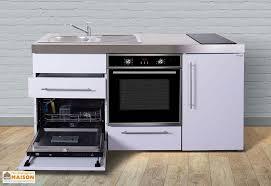 cuisiner avec l induction mini cuisine avec frigo l v four et induction mpbgs 170 stengel