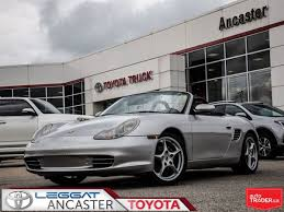 2004 Porsche Boxster Base (Ancaster Toyota, Hamilton) Used Car For ... Porsche Classic 911 Sale Uk Buy At Auction Used Models 44 Cars Fremont 2008 Cayenne S In Review Village Luxury Toronto Youtube Wikipedia Why You Need To Buy A 924 Now Hagerty Articles 1955 356 A Speedster For Sale Near Topeka Kansas 66614 2016 Boxster Spyder Stock P152426 Vienna Va Batavia Il Trucks Barnaba Auto Sport 944 S2 Convertibles Houston Tx 77011 Bmw Mercedesbenz And Dealer Okemos Mi New Porsches Nextgen Will Hit Us Mid2018