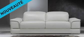 canap cuir contemporain ce nouveau canapé cuir design est juste époustouflant