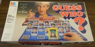 Box For Guess Who Board Games Game Strategies