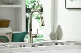 Moen Faucet Handle Loose by Moen Touchless Kitchen Faucet Faucet Ideas