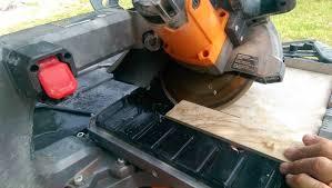 Ridgid Tile Saw Water Pump by Ridgid R4040s 8 U201d Wet Tile Saw Review Pro Tool Reviews