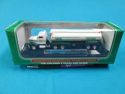 Amazon.com: Hess 1998 Miniature Tanker Truck: Toys & Games Amazoncom Hess 1997 Toy Truck With 2 Racers Toys Games Toys Values And Descriptions Set Of 16 Hess Miniature Trucks 1998 To 2013 Nib 1869019 Trucks Lot 1999 2000 2001 New In The Box For Recreation Van Dune Buggy 3 Pin Back Button On Sale With Motorcycle Ebay Posts Facebook Tanker Truck First In A Series Mib Tanker This Is The First Mini Knock Off Truck Youtube Trucks Roll Out Every Winter Bring Joy To Collectors